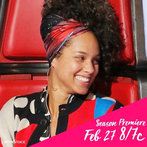 The Voice Season 12, Alicia Keyes