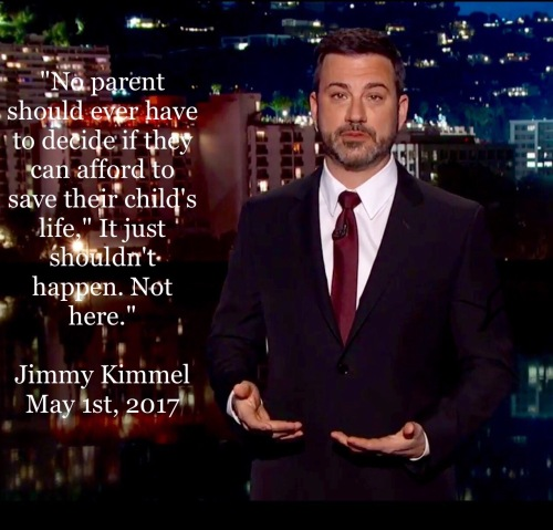 Jimmy Kimmel Tearfully Shares His Newborn Son's Health Crisis