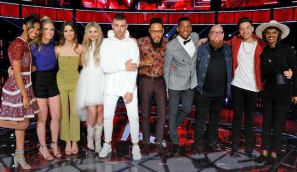 The Voice Season 12 Top 10
