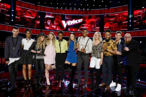 The Voice Season 12 Top 11