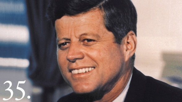 On The 100th Anniversary Of His Birth, CNN Celebrates JFK And His Legacy