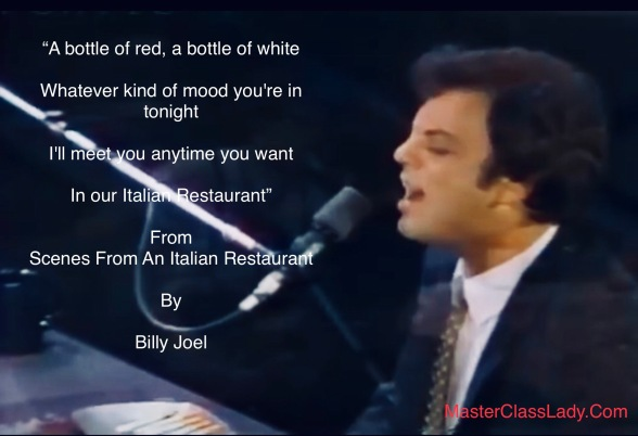 MasterClass Monday: Billy Joel Performs An Early Live Version Of Scenes From An Italian Restaurant