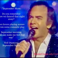 MasterClass Monday: A Gorgeous Neil Diamond Performance Of September Morn
