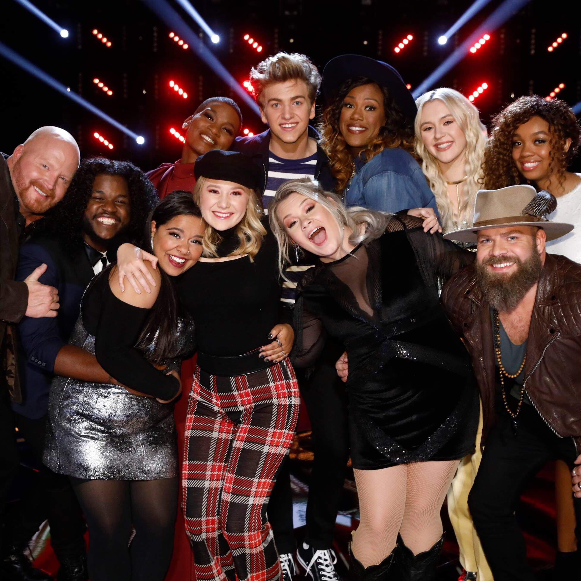 Vocal MasterClass Discussion For The Voice Season 13: The Top 11 Live Show