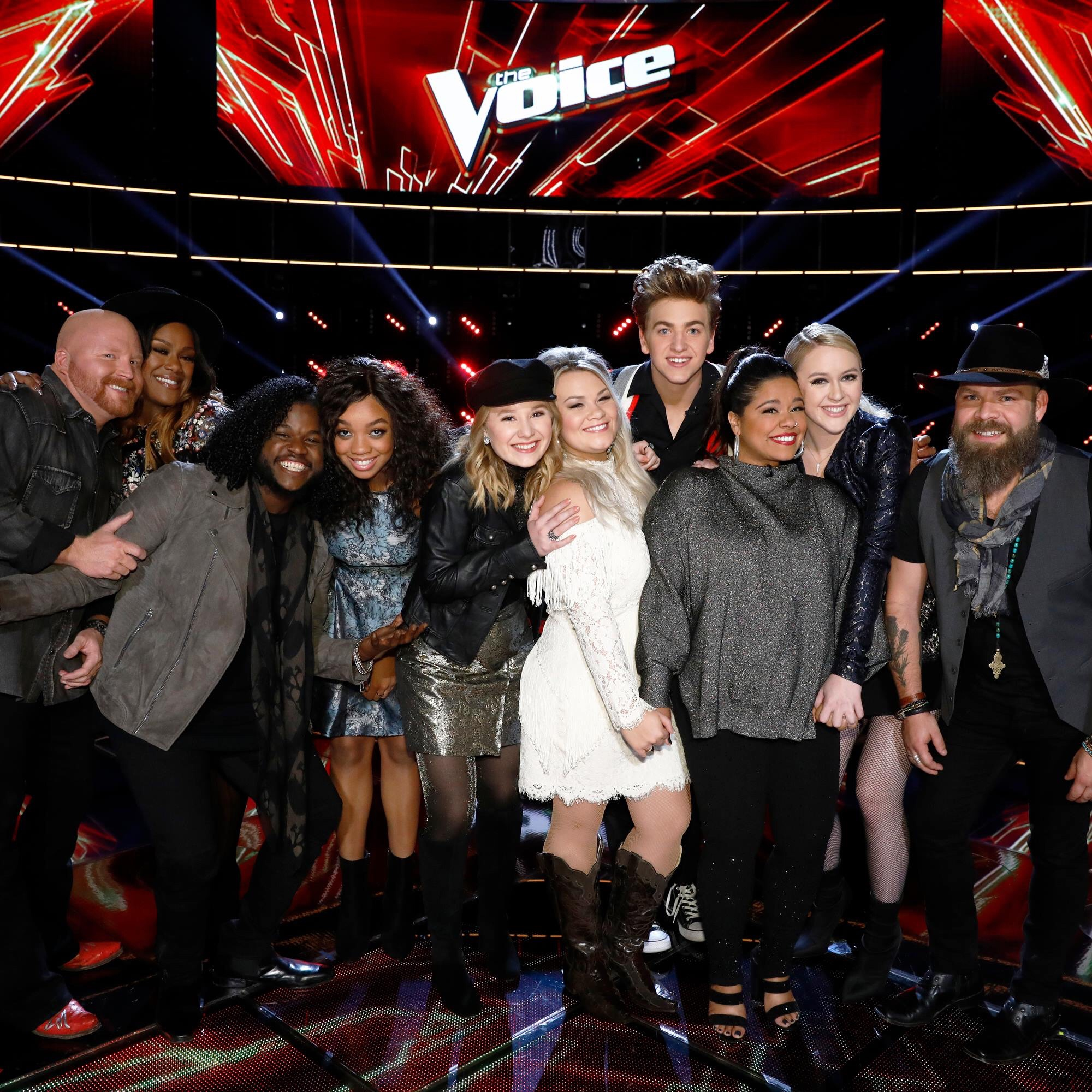 Vocal MasterClass Discussion For The Voice Season 13: The Top 10 Live Show