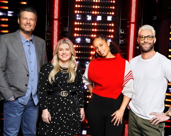 Vocal MasterClass Discussion For The Voice Season 14: The Knockouts Premiere