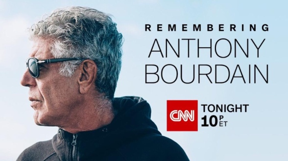Remembering The Great Life Of Anthony Bourdain To Air On CNN