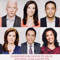 Champions For Change Feature CNN Anchors And Correspondents Connecting With People Who Are Making A Positive Difference In This World