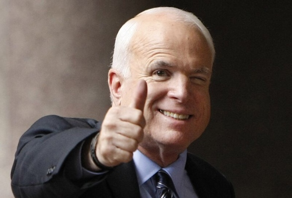 Political Icon And War Hero John McCain Dies Of Brain Cancer At The Age Of 81