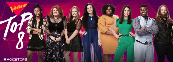 Vocal MasterClass Discussion For Season 15 Of The Voice: The Top 8 Results Show