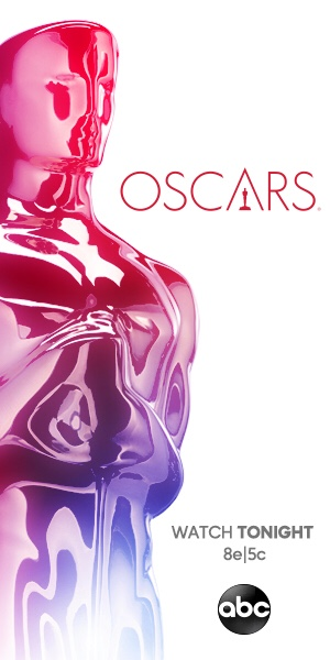 It's Oscar Sunday. Time To Celebrate The 91st Academy Awards Show