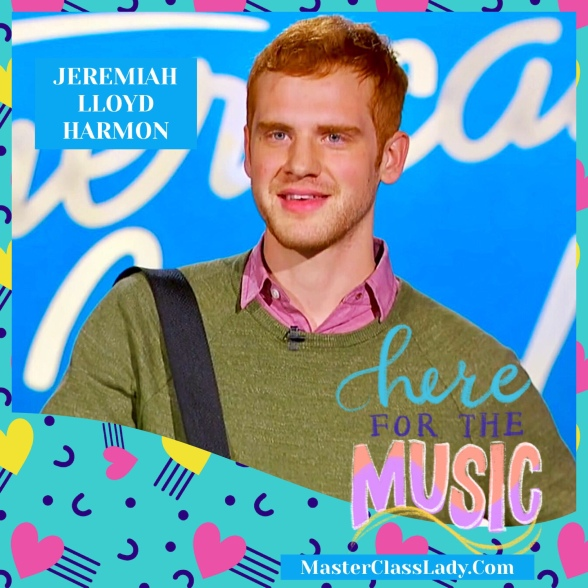 Almost Heaven by Jeremiah Lloyd Harmon: The American Idol Contestant With The Heavenly Voice