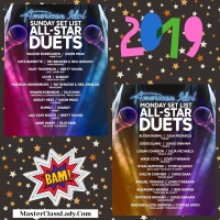 Vocal MasterClass Discussion For American Idol Season 17: All-Star Duets Parts One And Two