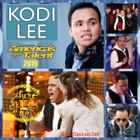 MasterClass Monday: It's All About America's Got Talent Superstar Kodi Lee
