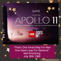 CNN's Phenomenal Documentary Of Apollo 11 Premieres Sunday, June 23rd