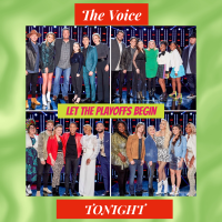 Vocal MasterClass Discussion For Season 17 Of The Voice: The Live Playoffs Begin