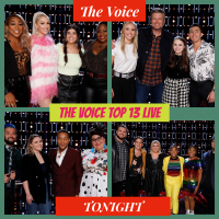 Vocal MasterClass Discussion For Season 17 Of The Voice: The Top 13 Live