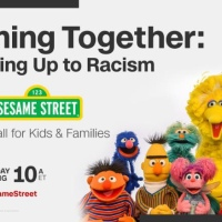 Caring For Each Other: Standing Up To Racism: A CNN/Sesame Street Town Hall